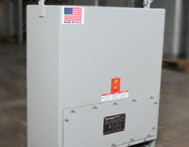 nema transformer, encapsulated transformer