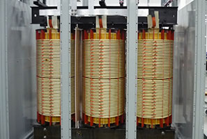 Step-Up Transformers, Dry Type Manufacturer,