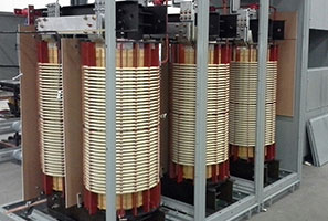 Single Phase Tri-Plex Transformer, Dry Type Manufacturer,