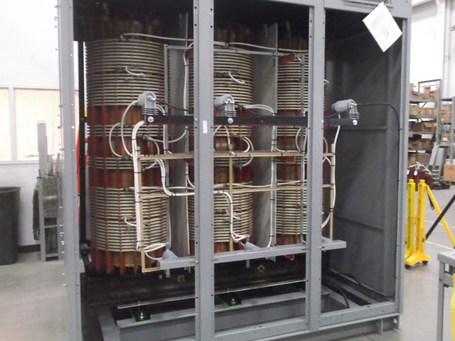 Industrial Integrator Rectifier Transformer Drive System