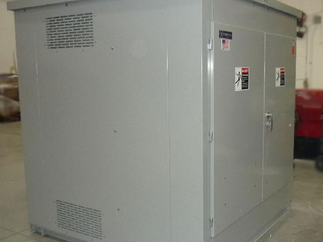 University Campus Power Distribution