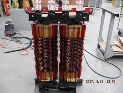 alternative fueling station transformer, olsun recent projects, general purpose transformer