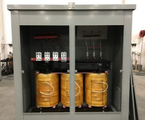 Fused Load Interrupter Switch in High Voltage Compartment