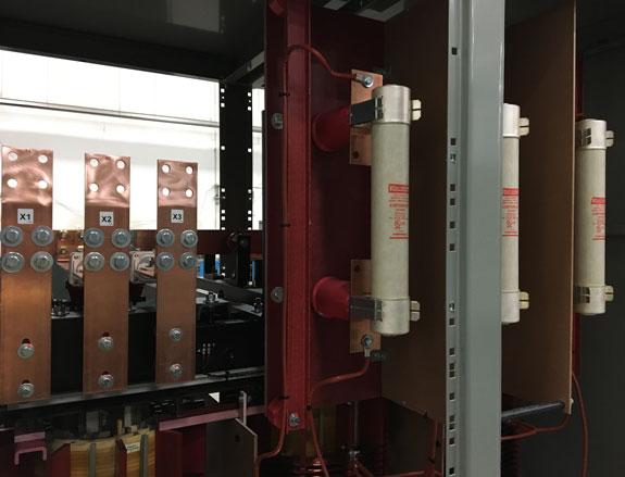 medium voltage rectifier transformer