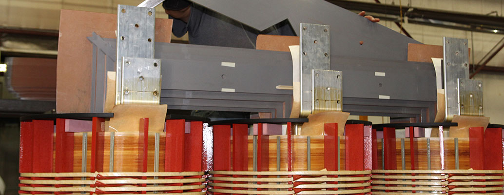 core & coil assembly, transformer manufacturing capabilities