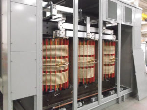 drive isolation, sub station transformer, case studies