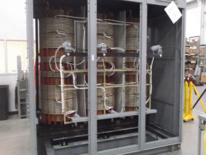 industrial integrator rectifier transformer drive system, industrial transformer, case studies