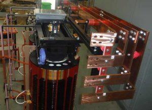 steel manufacturing plant medium voltage substation