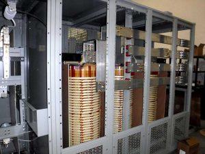 1000 kva dry type substation transformer