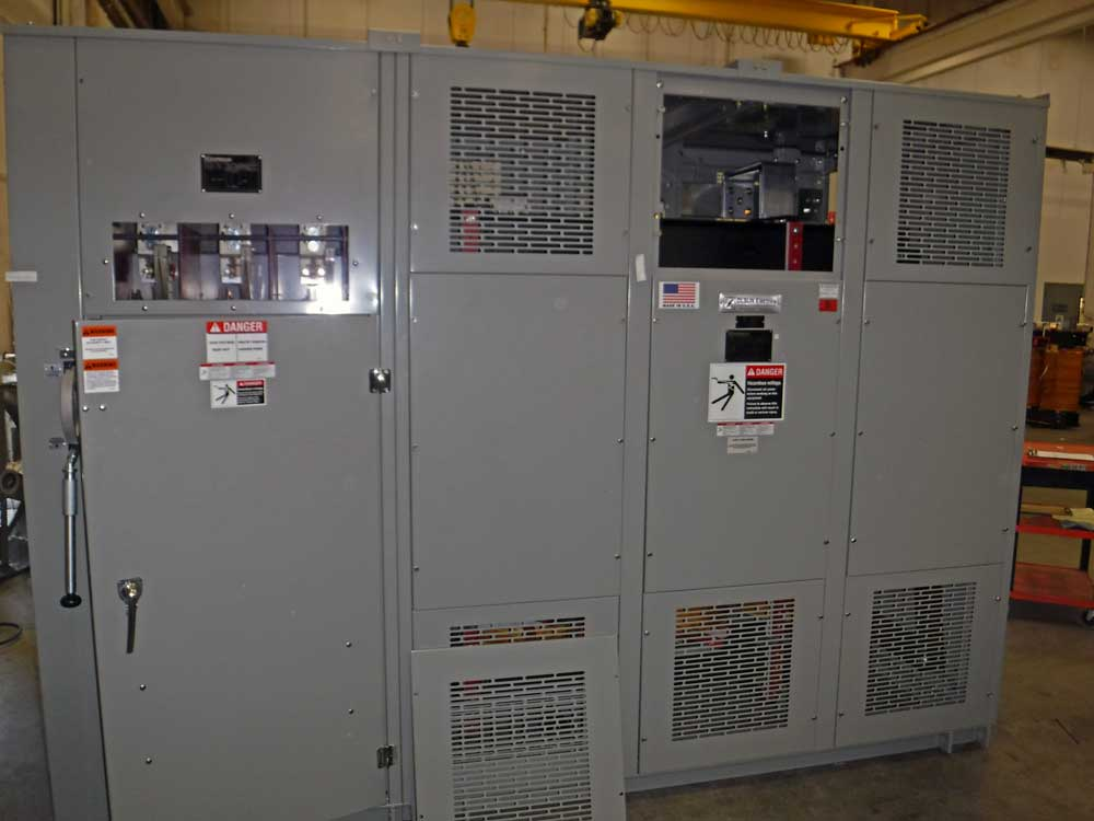 nema 1 transformer, cold rolled steel substation